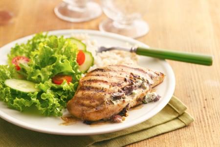 Herb and Garlic Chicken
